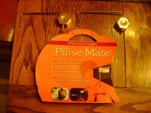 "Purse Holders Twin Pack By ""Purse Mate"" -- NIP in Kingwood, Texas"
